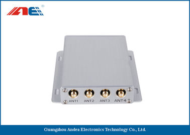 चीन Medium Power Square RFID Reader RS232 , Four Channels RFID Antenna Reader वितरक