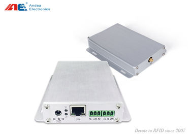 चीन TCP/IP Communication Mid Range RFID Reader One SMA Antenna Interface वितरक
